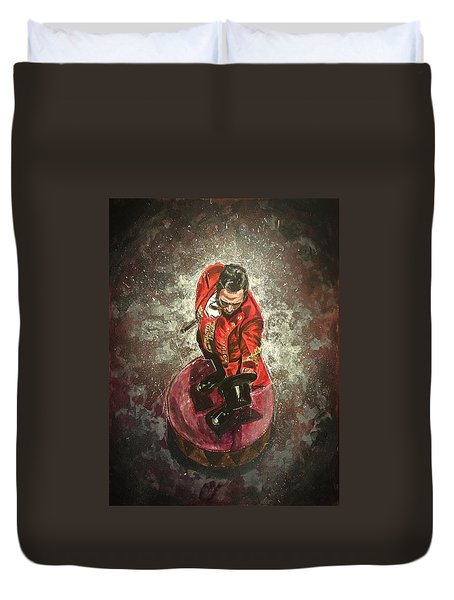 The Greatest Showman Duvet Cover