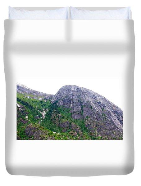 The Greene Hills In Alaska Duvet Cover