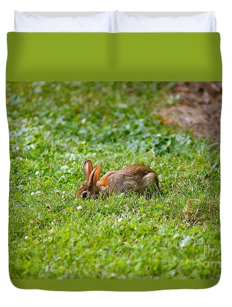 The Greener Grass Duvet Cover