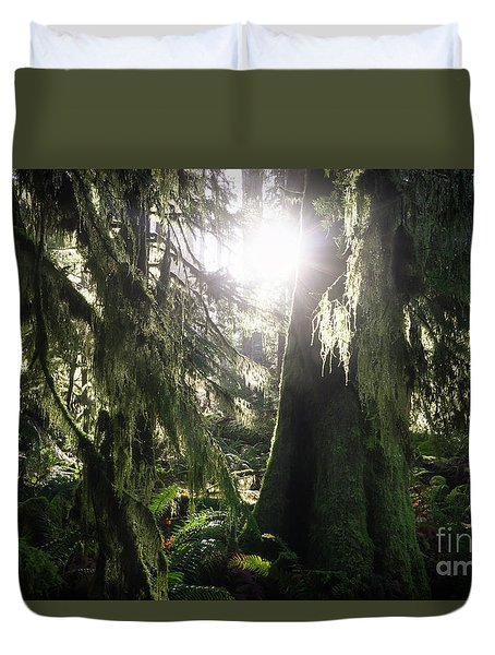 The Grove Duvet Cover