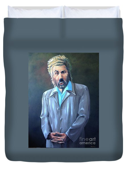 The Gunther Duvet Cover