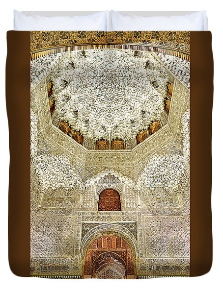 The Hall Of The Arabian Nights 2 Duvet Cover
