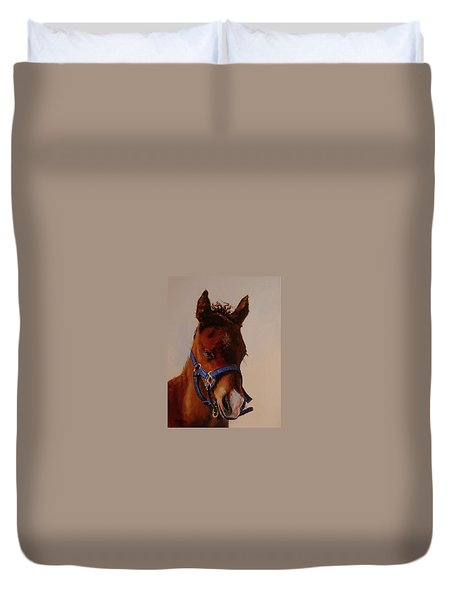 The Halter Duvet Cover
