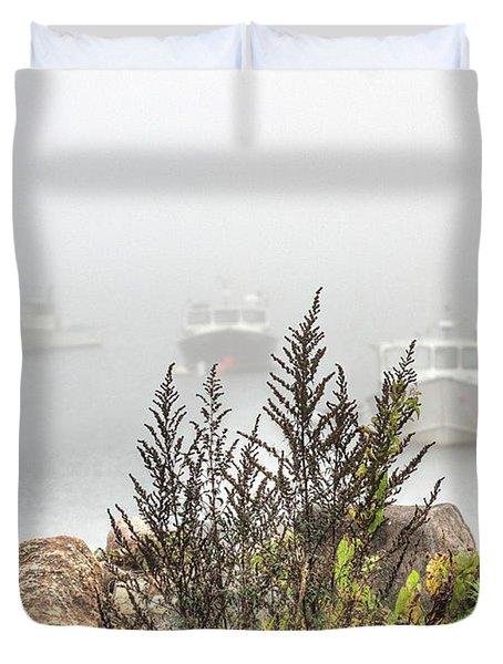 The Harbor Duvet Cover