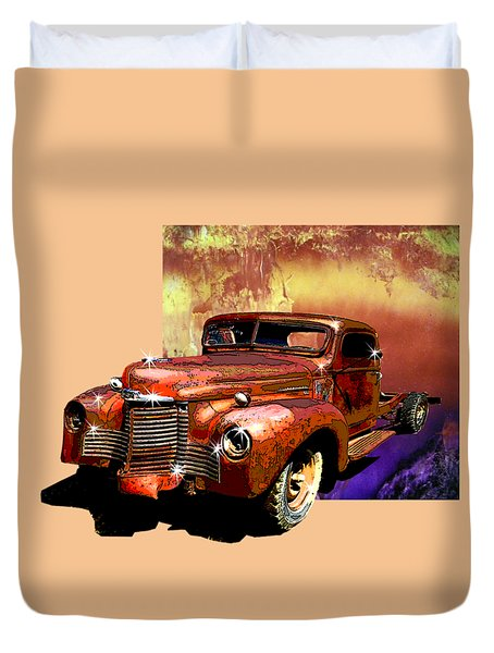 The Harvester Duvet Cover