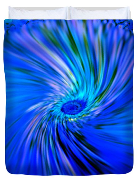 The Heart Of Bungalii Duvet Cover