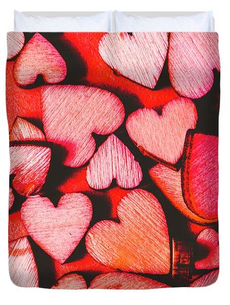 The Heart Of Decor Duvet Cover