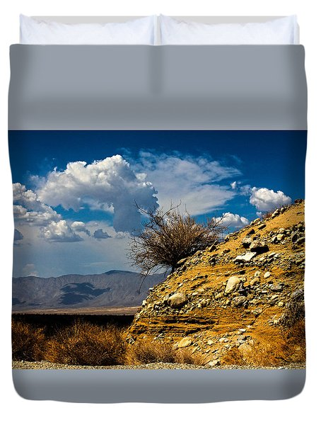 The Hilltop Duvet Cover