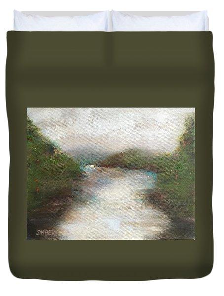 The Hooch Duvet Cover