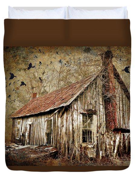 The House Duvet Cover by Greg Sharpe