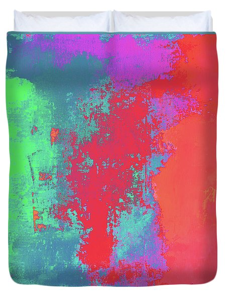The Hustle II Duvet Cover