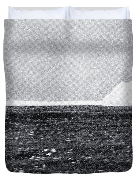 The Iceberg With Which Rms Titanic Of Duvet Cover