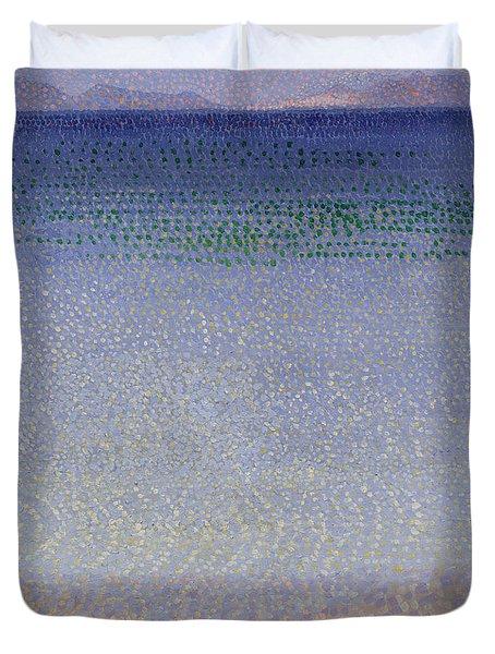 The Iles Dor Duvet Cover