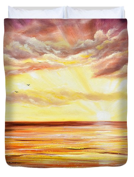 The Incredible Journey Duvet Cover