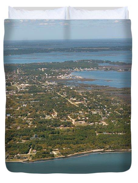The Island Duvet Cover