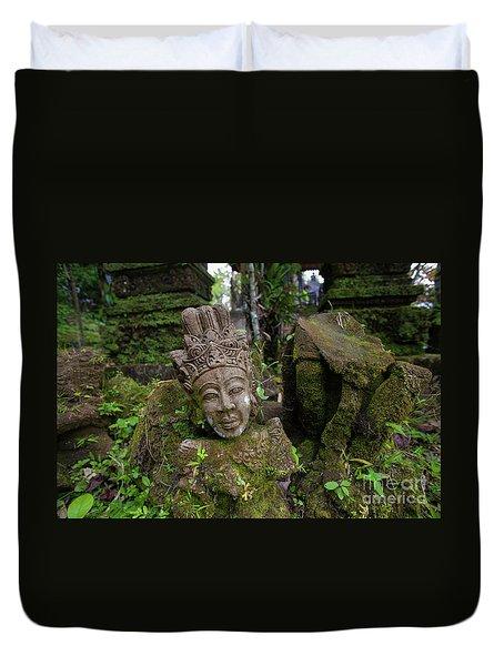 The Island Of God #3 Duvet Cover