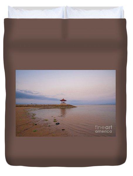 The Island Of God #9 Duvet Cover