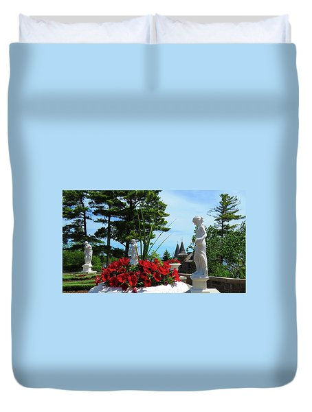 The Italian Garden Duvet Cover