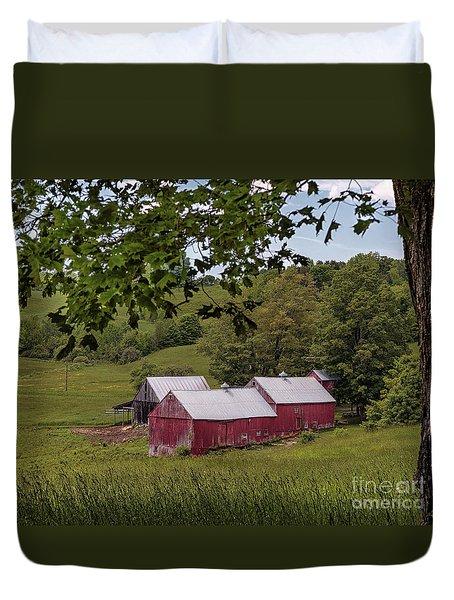 The Jenne Farm II Duvet Cover