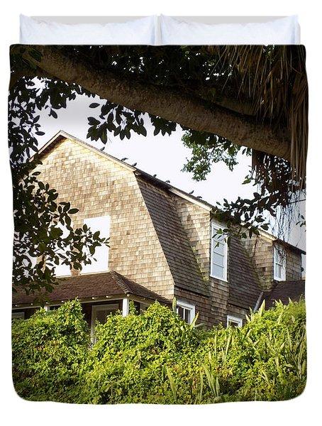 The John Dubois House Duvet Cover