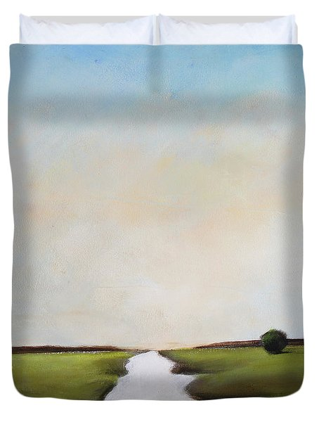 The Journey Duvet Cover by Toni Grote
