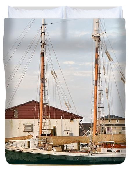 The Kaiui Ana - Ocean City Maryland Duvet Cover