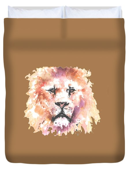 The King T-shirt Duvet Cover