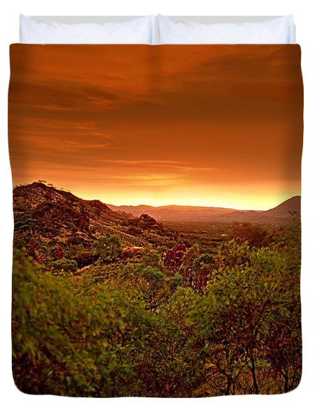 The Land Before Time Duvet Cover