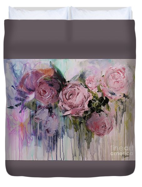 The Last Of Spring Painting Duvet Cover