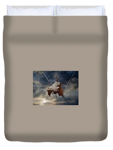 The Last One Duvet Cover
