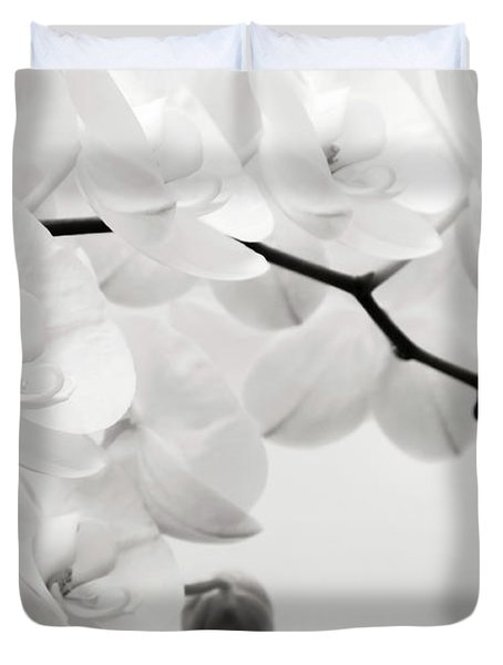 The Last Orchid Duvet Cover