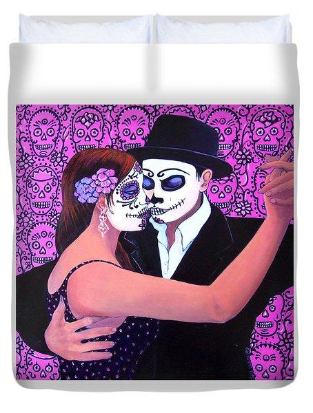 The Last Tango Duvet Cover
