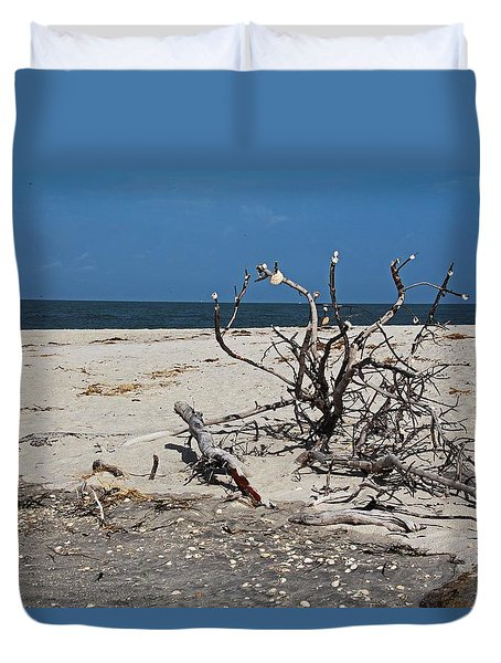 Duvet Cover featuring the photograph The Laws Of Gravity by Michiale Schneider