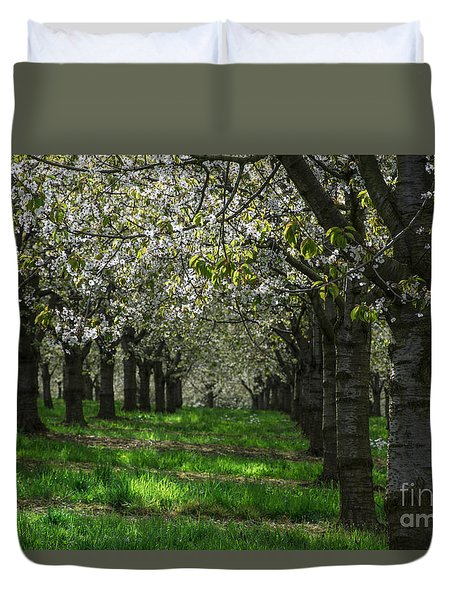 The Life Awakes14 Duvet Cover