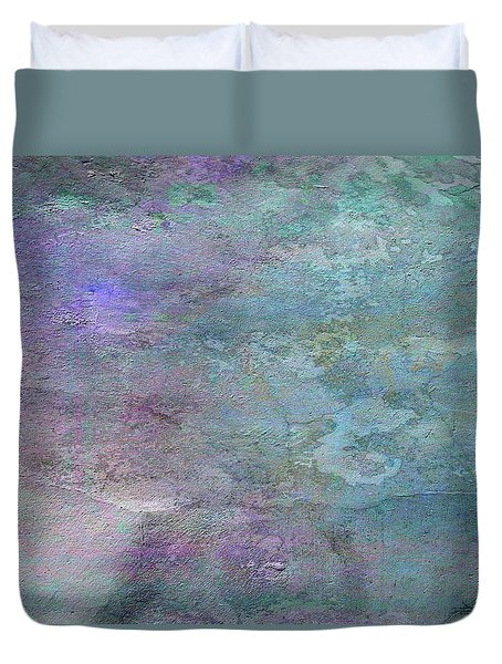 The Light At The End Of The Universe Duvet Cover by Sarah Vernon