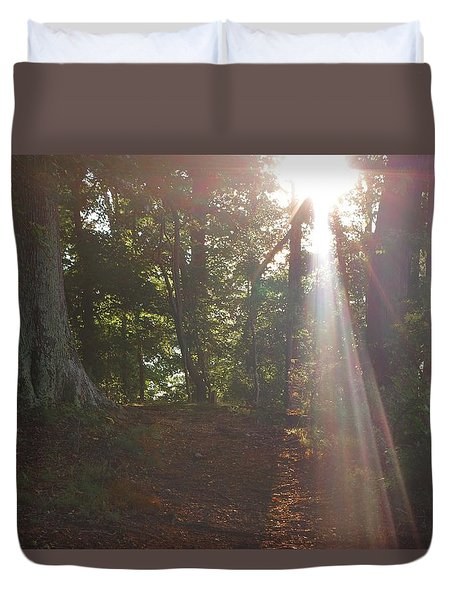 The Light Duvet Cover