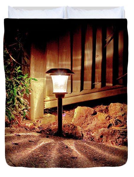 The Light Duvet Cover