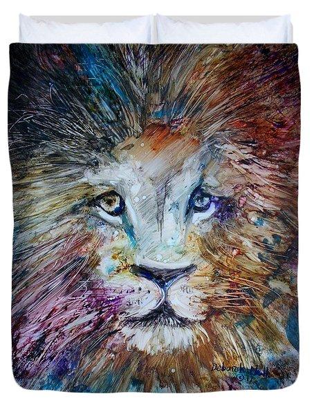 The Lion Duvet Cover
