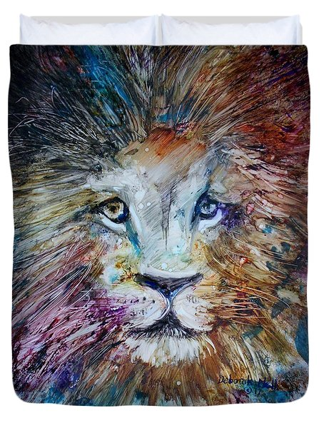 The Lion Duvet Cover