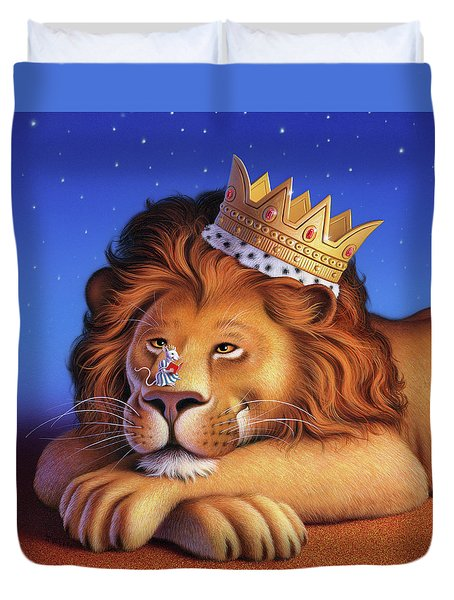 The Lion King Duvet Cover