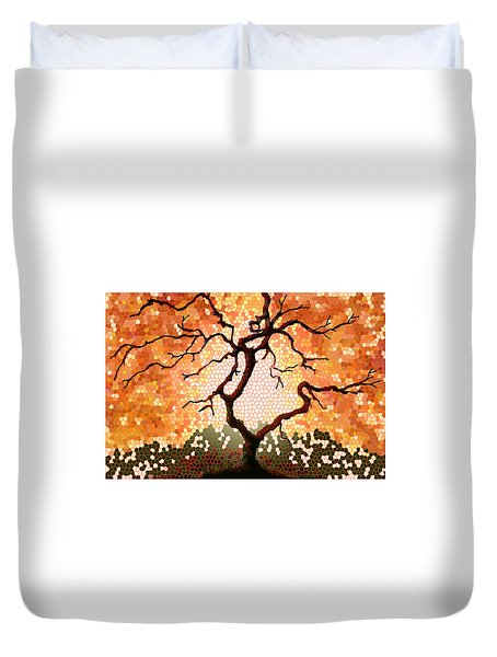 The Living Tree Duvet Cover