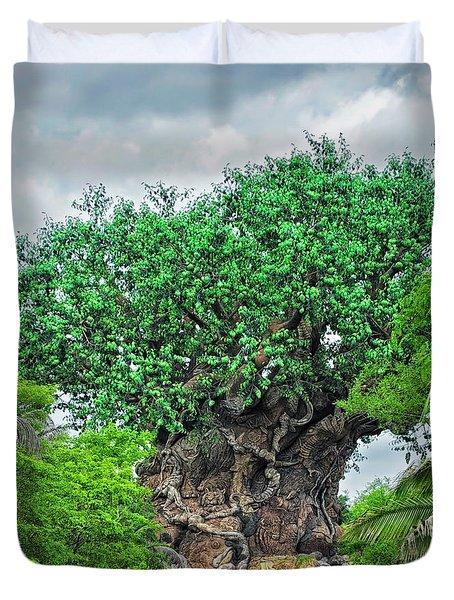 The Living Tree Walt Disney World Mp Duvet Cover