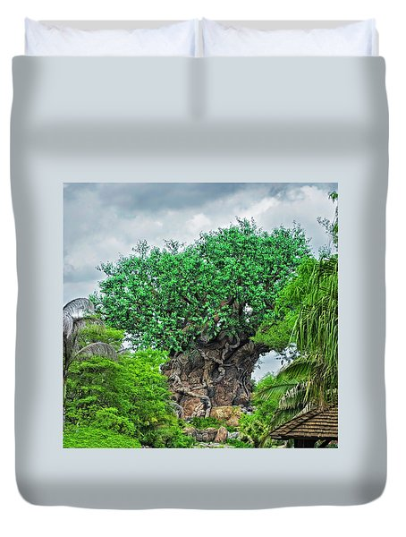 The Living Tree Walt Disney World Mp Duvet Cover