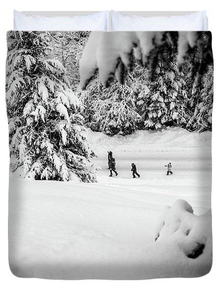 The Long Walk- Duvet Cover