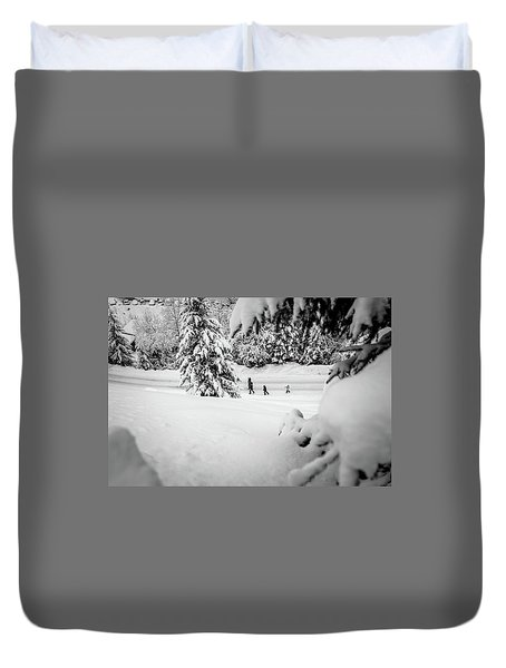 The Long Walk- Duvet Cover