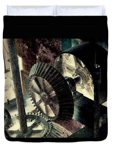 The Machine Duvet Cover
