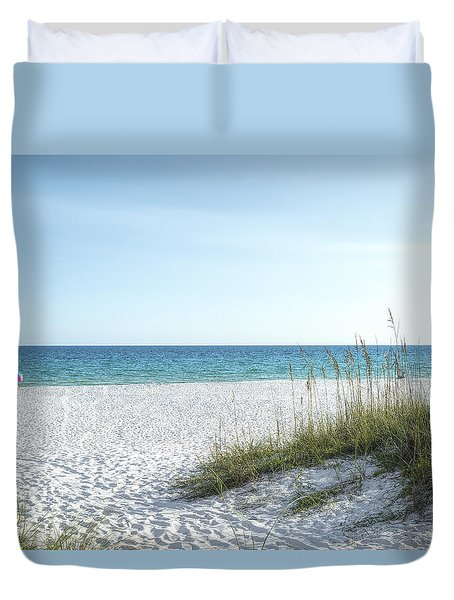 The Magnificent Destin, Florida Gulf Coast  Duvet Cover