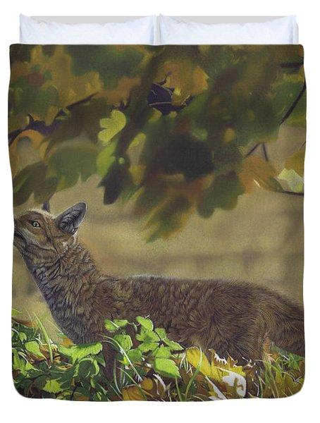 The Fantastic Mr Fox Duvet Cover