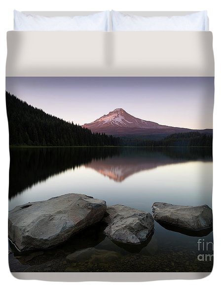 The Mesmerizing View  Duvet Cover