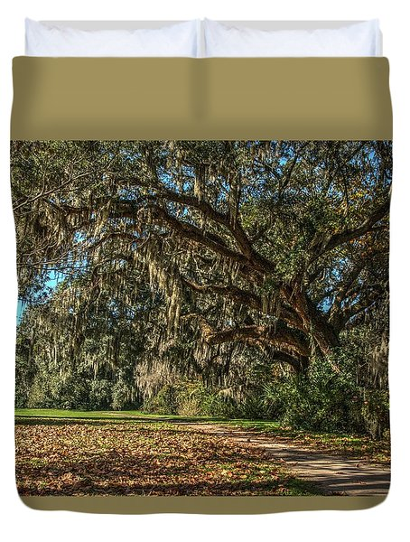 The Mighty Oaks 1 Duvet Cover